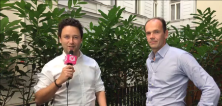 Thomas Niss im Live Gespräch über die Disruption in der Fondsbranche