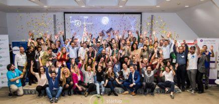 Startup Live Vienna #16: FRYNX, Hempstatic und DerButton als Sieger