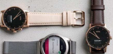 VIITA Watches: Linzer Smartwatch gibt Trainingstipps