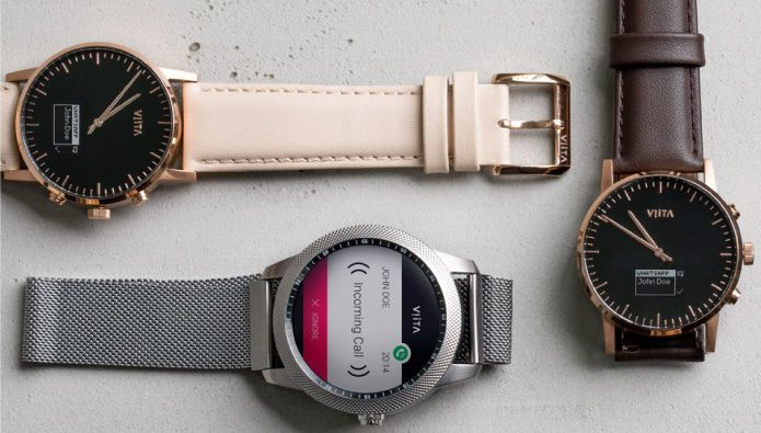 VIITA Watches: Linzer Smartwatch gibt Trainingstipps