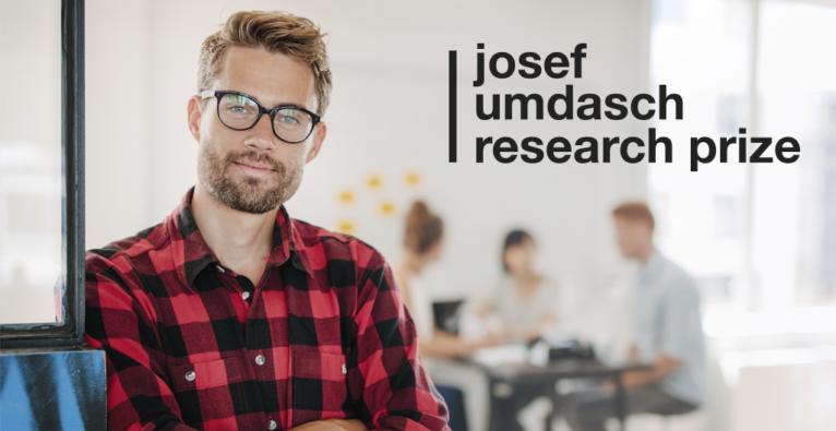 Call: Josef Umdasch Forschungspreis 2018 sucht Start-ups mit frischen Tech-Ideen