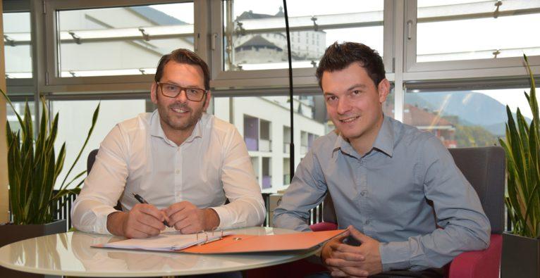 Manacare: Sechsstelliges Investment für Tiroler Pflege-Startup