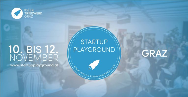 Startup Playground: From Sandpit to Business