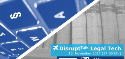 DisruptTalk Legal Tech
