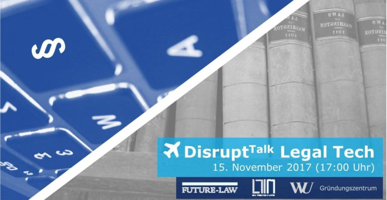 DisruptTalk Legal Tech
