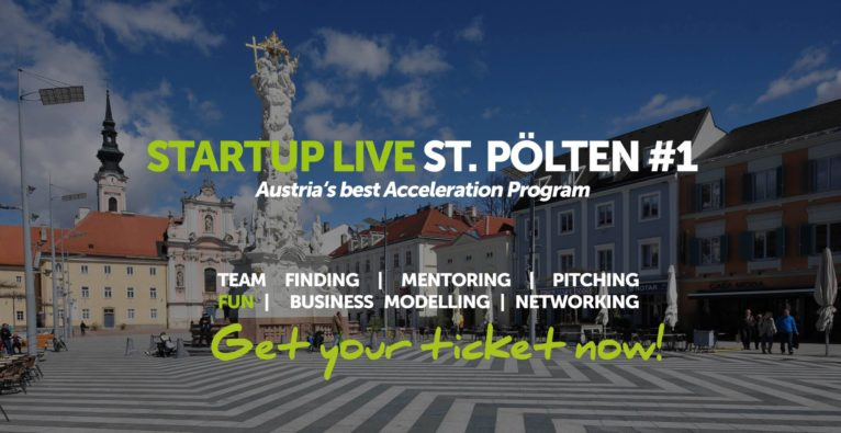 Startup Live St. Pölten #1