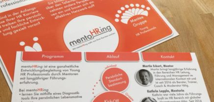 MentoHRing – Wave 3 – Starttermin!