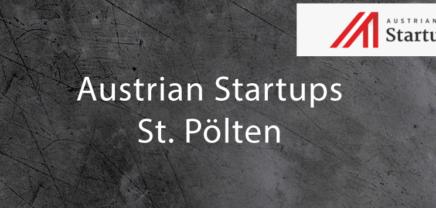Austrian Startups Stammtisch St. Pölten #7