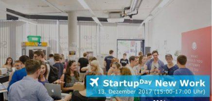 StartupDay New Work
