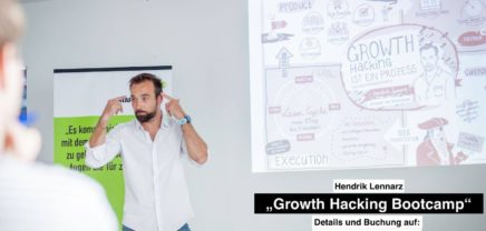 Growth Hacking Bootcamp Wien