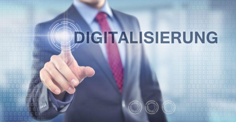 Forschungsförderung für digitale Produkte zu holen!