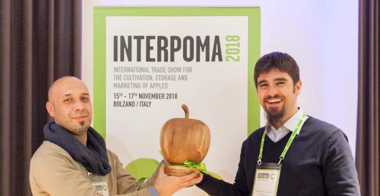 Interpoma: Startups und die Digitalisierung des Apfel-Anbaus