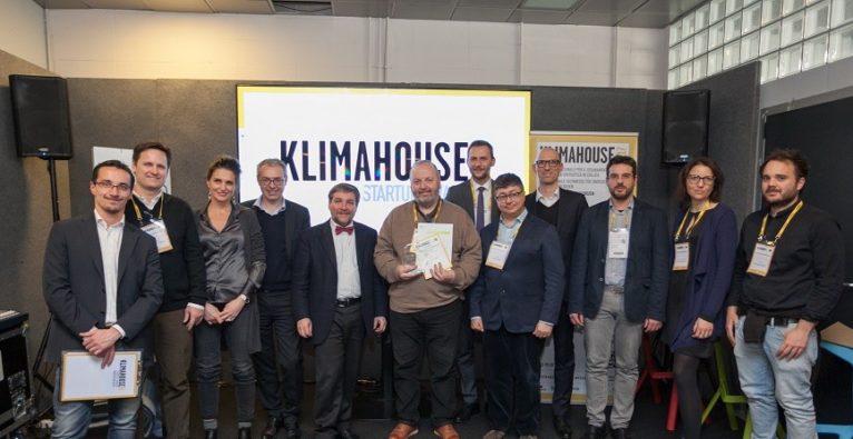 Klimahouse Startup Award: GreenTechs für Bauen und Wohnen gesucht