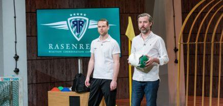 Rasenreich: Der Fair Trade-Fußball aus Wien in der Höhle der Löwen