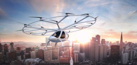 Per Drohne von A nach B: Volocopter bringt Lufttaxis in Großstädte