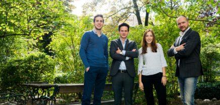 startablish: Echtzeit-Startup-Datenbank für acht Länder auf Schiene