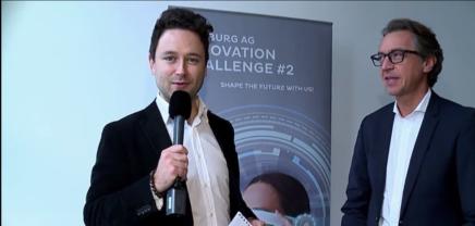 Die Zusammenarbeit mit Startups bei der Innovation Challenge