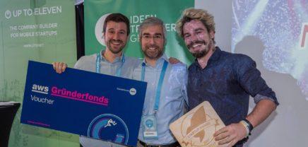 """Startup Playground 2017: """"Masterplan"""" setzt sich nach 50 Stunden durch"""