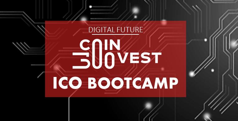 """coinvest300 prüft bei """"ICO Bootcamp"""" sechs Startups"""