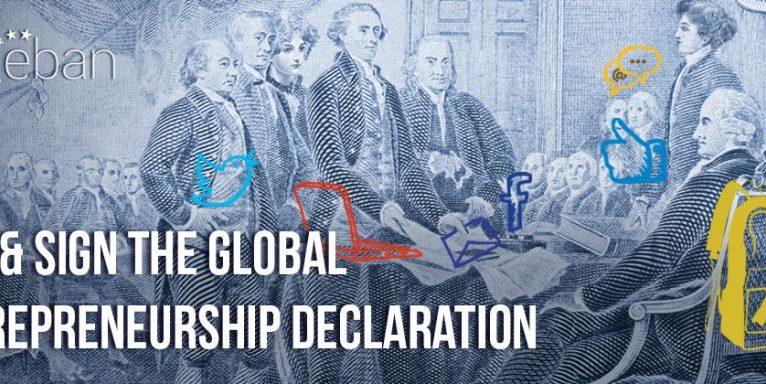 Last Call: Bis 15.11. können sich Startups der Global Entrepreneurship Declaration anschließen