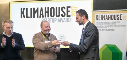 Call: Nature of building, nature of living!  Internationaler Klimahouse Startup Award 2018