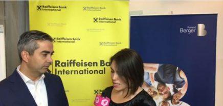 Vienna Case Challenge: Das Interview nach der Siegerehrung