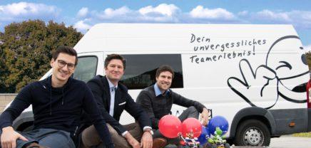 teamazing: Grazer Teambuilding-Startup holt sechsstelliges Investment