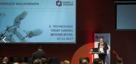 Technologie treibt Handel 2017: Blockchain als zentrales Thema