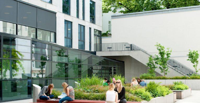 Am Institut für Informatik der Uni Wien wurde das Advanced BlockchainSci Lab gegründet. © Universität Wien/ Barbara Mair