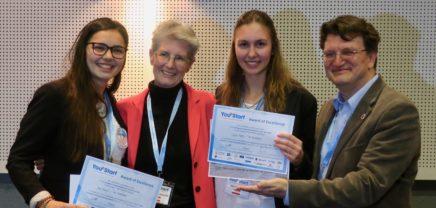 Nachwuchs: Entrepreneurship-Schulen holen sich internationale Awards