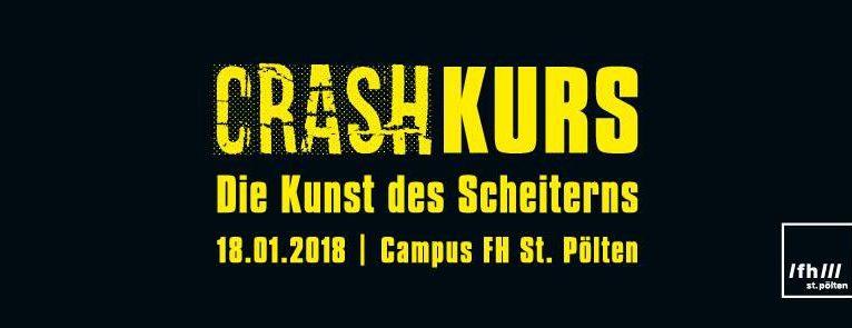 """""""Crashkurs"""": Event zur Kunst des Scheiterns"""