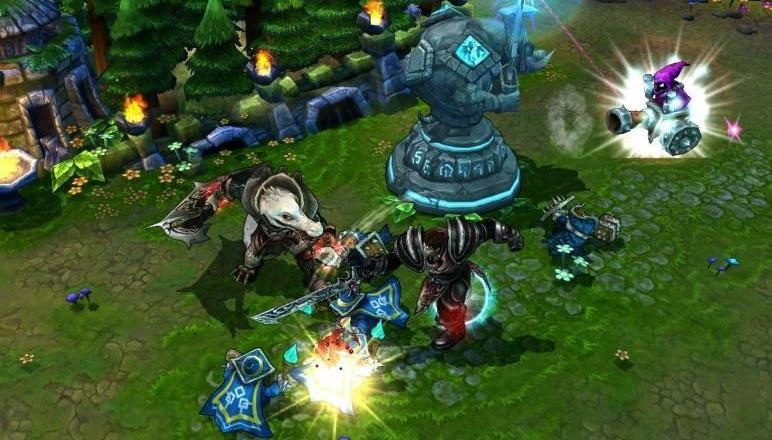 Screenshot League of Legends