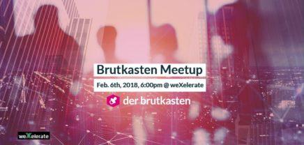 Brutkasten Meetup