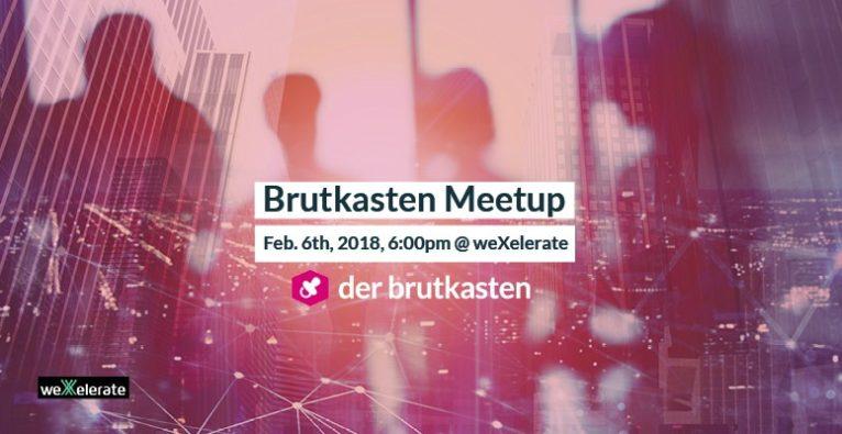 der brutkasten meetup startup networking