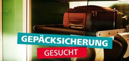 Jetzt bewerben: ÖBB suchen Ideen für Gepäcksicherung im Railjet