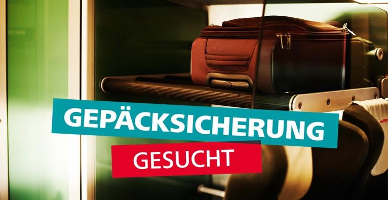 ÖBB sucht Lösungen für Gepäck