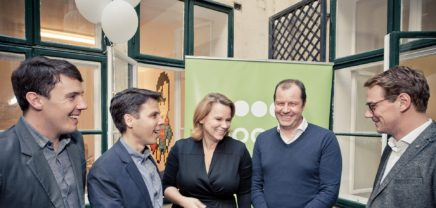 Goood Mobile: Fanta 4 investierten in Wiener Social Startup