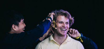 Julian Hosp tritt als TenX Präsident zurück