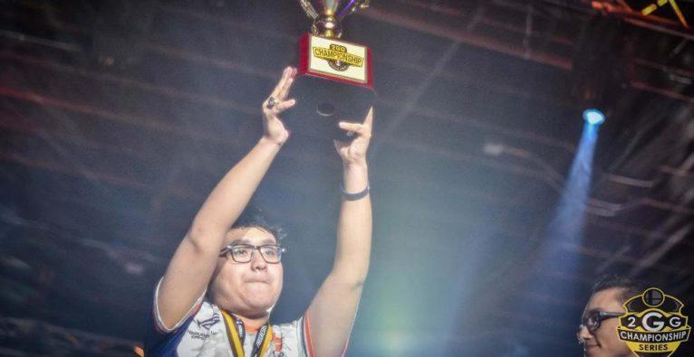 Sieger beim weltgrößten Super Smash Bros. Turnier