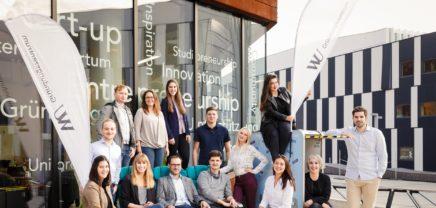 WU Gründungszentrum: Große Pläne für 2018