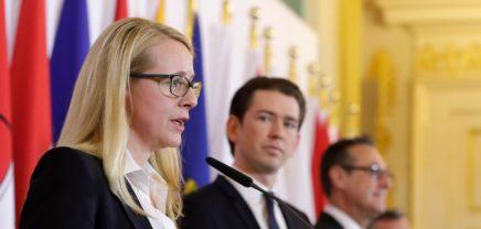 """Schramböck: """"Once Only""""-Prinzip soll Unternehmen helfen"""