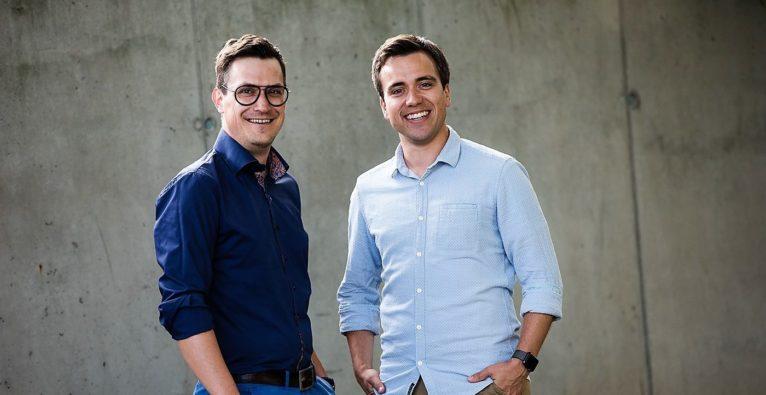 AVL Creators Expedition-Leiter Sebastian Jagsch und Jonas Schneider