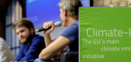 Climate-KIC: 95.000 EUR und mehr für grüne Startups