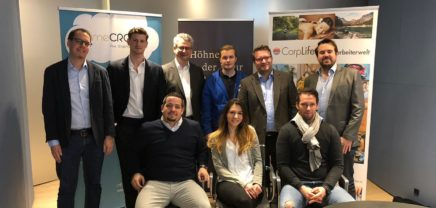 CorpLife: primeCrowd investiert 430.000 Euro in Wiener Startup