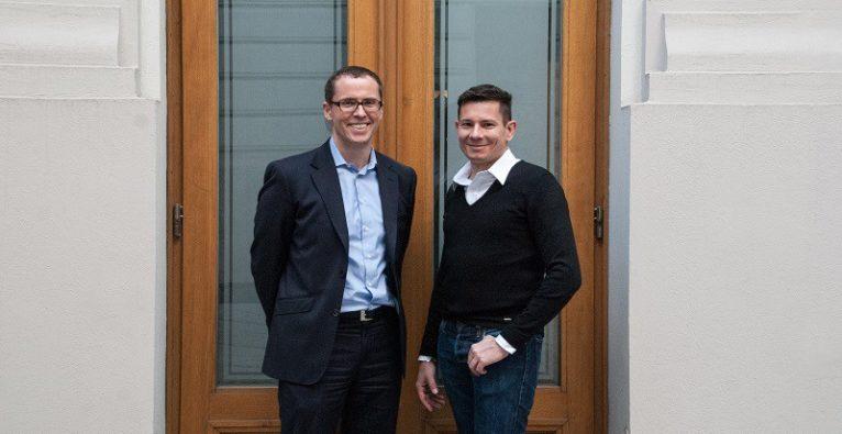 Finnest: Die Gründer Günther Lindenlaub und Jörg Bartusek. Nun bietet Finnest Eigenkapital-Crowdinvesting in Form einer Aktienemission über die Plattform