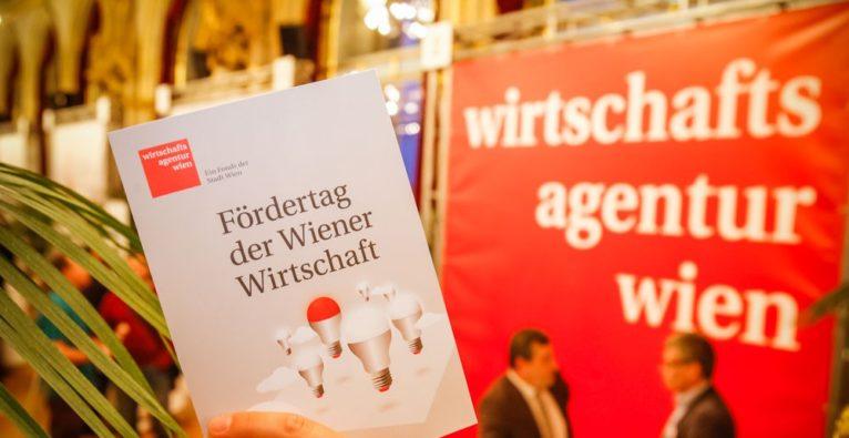 Der Fördertag 2018 findet am 30. Jänner im Wiener Rathaus statt.