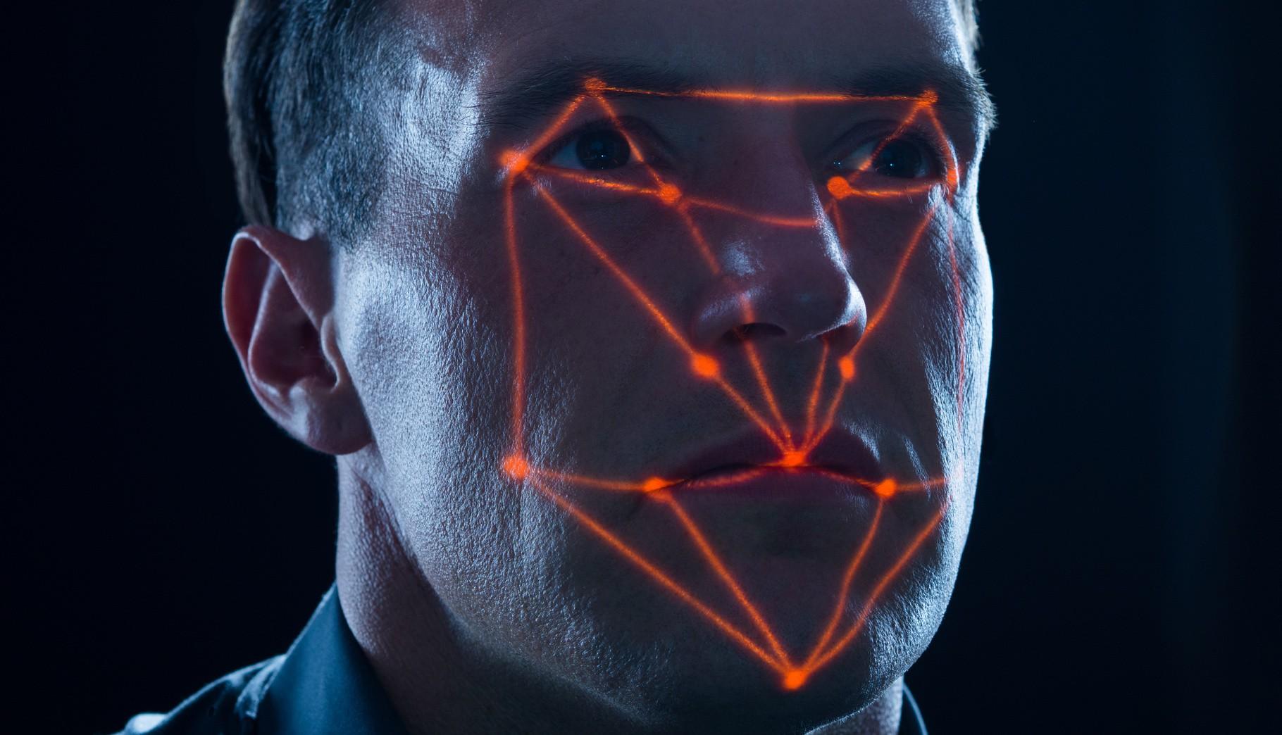 Gesichtserkennung Online