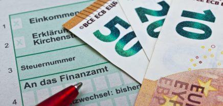 Deutschland: 2017 (theoretisch) 726 Mio Euro Steuern auf Bitcoin & Co