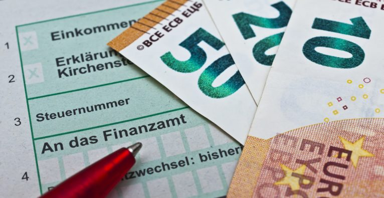 Steuererklärung Einkommensteuer Steuer auf Bitcoin und Co Deutschland