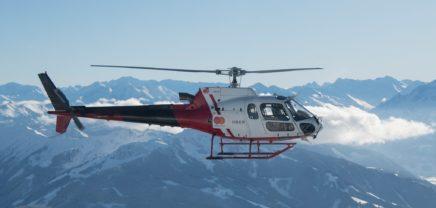Uber bietet bei Hahnenkamm-Rennen Helikopter-Service an
